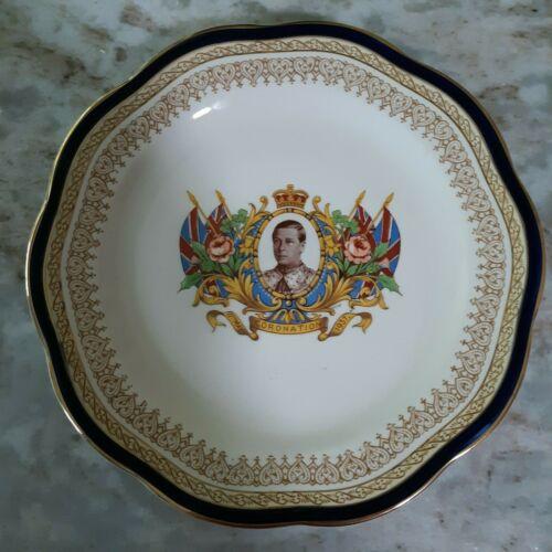 KING EDWARD VIII CORONATION PLATE