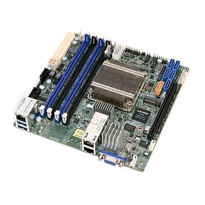 Supermicro X10SDV-4C-TLN2F mITX Intel Xeon D-1520 4-Core 2.2GHz DDR4 Motherboard