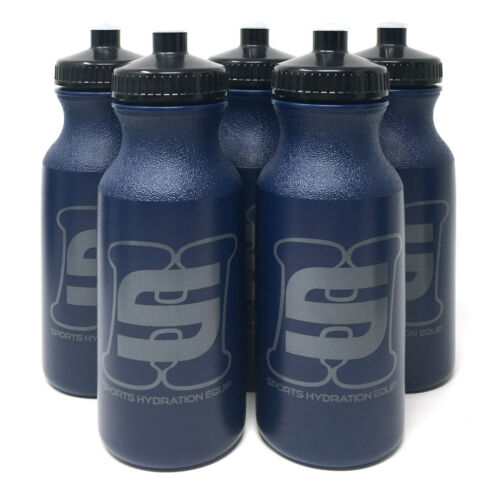 Wholesale Case of Sports Hydration Water Bottles, 100 per case, 20oz Team Pack