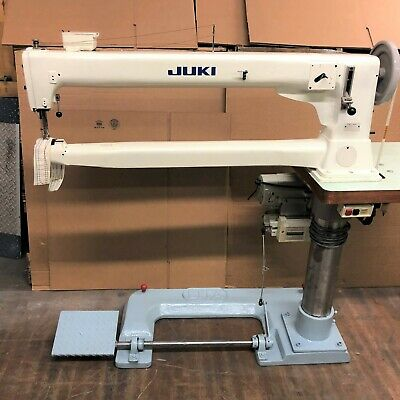Juki Extra Heavy Duty Long Cylinder Walking Foot Industrial Sewing Machine