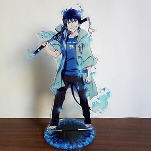 Anime Blue Exorcist Ao no Ekusoshisuto Rin Okumura Acrylic Stand Figure Gift