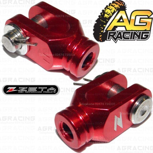 Zeta Red Rear Brake Clevis For Suzuki RM 250 2001-2014 01-14 Motocross Enduro
