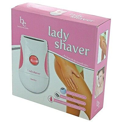 Lady Shaver Wet and Dry Trimmer