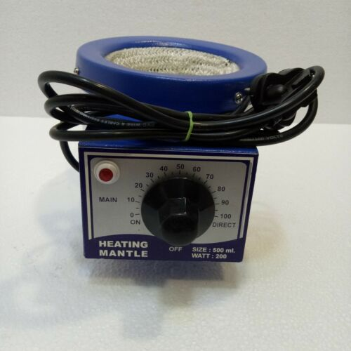New Branded Free Shipping 500ml Heating Mantle Laboratory items