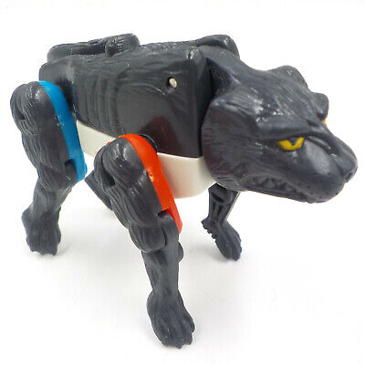 Transformers Beast Wars Panther Figure, Vintage 90s McDonalds Toy