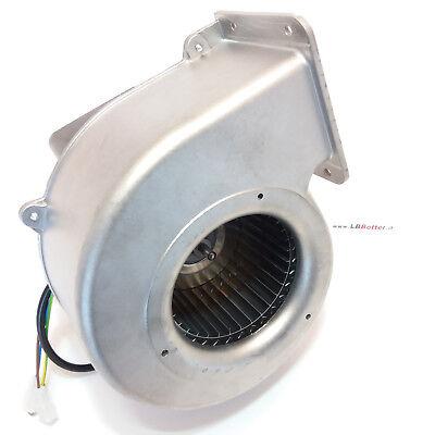 TRIAL ventilatore 82W centrifugo  caldaia a sansa  stufa pellet  220 V VC10AA usato  Canizzano