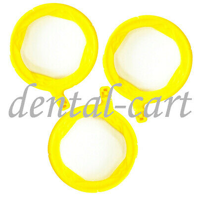 3pcs Dental Riinn Xcp X-ray System Posterior Aiming Postioning Rings Yellow Sale