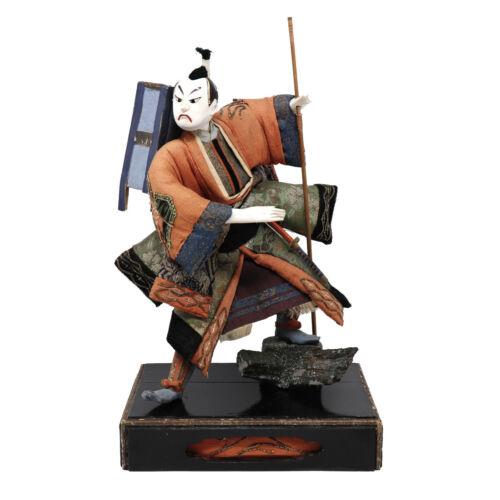 Antique Japanese Takeda Ningyo of a Samurai