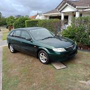 Mazda 323 Astina Hatchback North Lakes Pine Rivers Area Preview