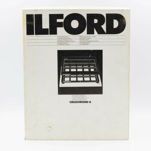 Ilford Contact Printing Frame f/ Mounted Transperencies