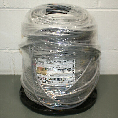 1000 Carol General Cable E2041s.41.10 Shielded Comm Cable Riser 1812