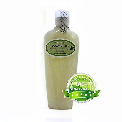 Best Premium EXTRA VIRGIN COCONUT OIL 100% Pure Cold Pressed Guaranteed