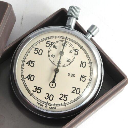Stopwatch Agat USSR Soviet vintage 100% Original