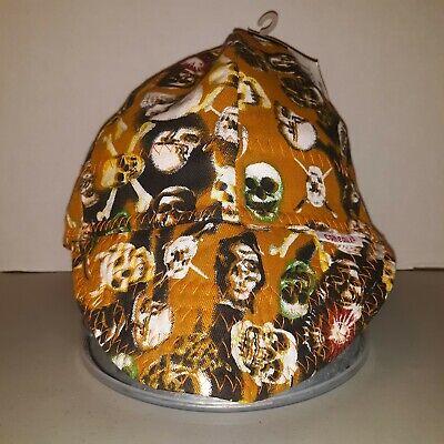 Comeaux Hobart Welders Cap Size 7 14 Reversible Nwt