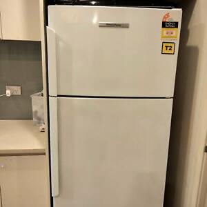 Fridge Fisher and Paykel 447L Top Mount Fridge, Frost Free, white
