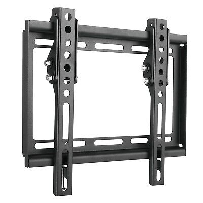 LED LCD Flat TV Monitor Wall Mount Tilt Bracket for 22 23 24 27 32 37 39 40 42