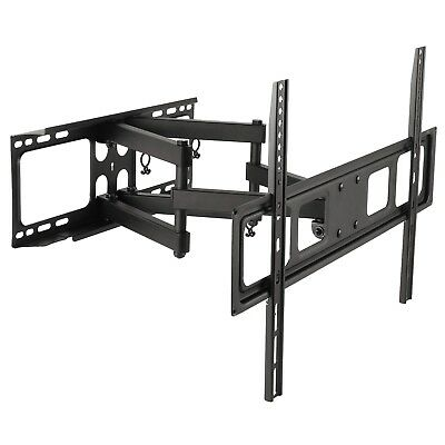 Full Motion TV Wall Mount for Samsung Vizio Sharp LG TCL 40 42 47 50 55 60 65 70