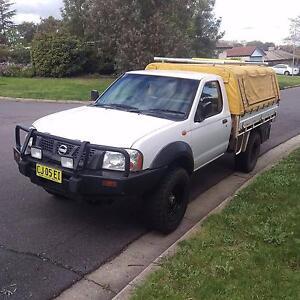 2003 Nissan Navara Ute Albury Albury Area Preview