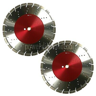 2pk-14 Concrete Brick Block Stone Premium All Cut Pro Diamond Saw Blade-best