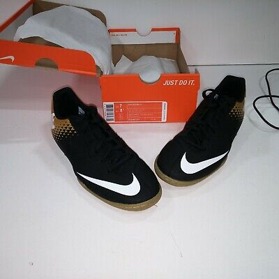 Nike Bomba Ic Indoor Soccer Shoes - Men's Size 8