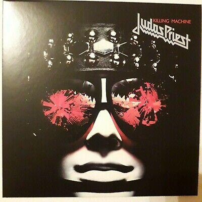 JUDAS PRIEST:KILLING MACHINE (1978 Album) Columbia CD Inc. Running Wild ~ NEW