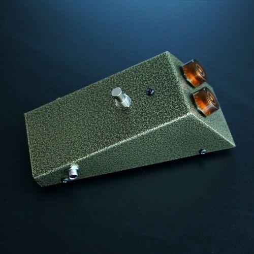 Boutique handmade Supa Fuzz germanium nos components guitar pedal mad face big
