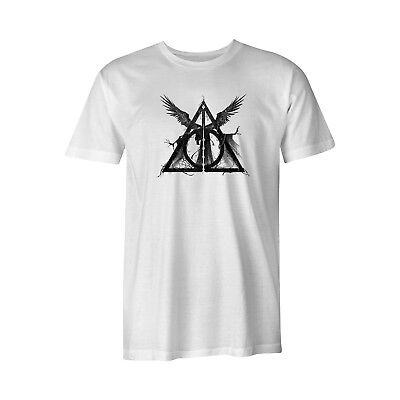 Harry Potter Deathly Hallows Death Soft style - Harry Potter T Shirt