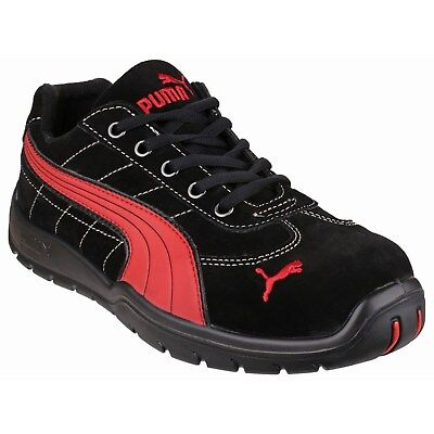 PUMA Silverstone Low - Mens Safety Trainer - Composite Toe/Midsole S1P