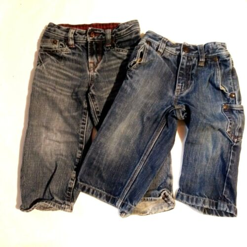 Baby GAP jeans 18M-24M and GAP 2 years jeans