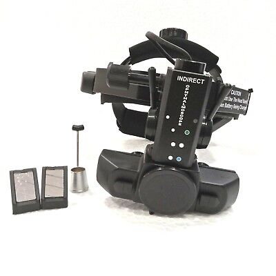 Wireless Binocular Indirect Ophthalmoscope With Accessories Kfw Ophthalmology