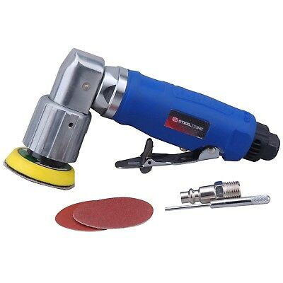Steel Core 2 inch Air Angle Head Sander Grinder Polisher compact & lightweight