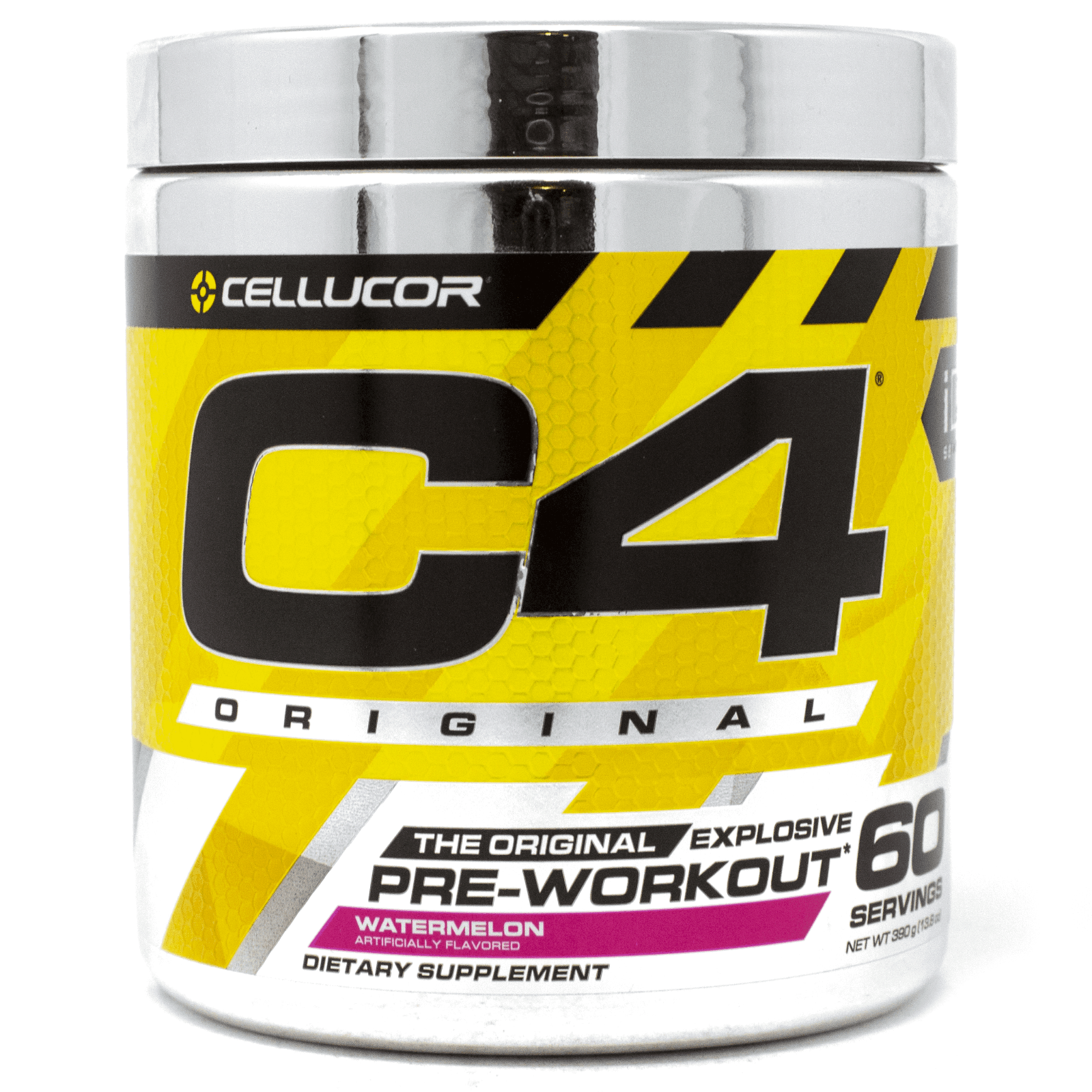 Cellucor C4 Original iD Series 60 Servings Pre-Workout Water