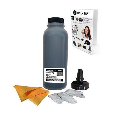 Toner Tap Refill Kit for Samsung MLT-D111s (1-Large Bulk Refill)