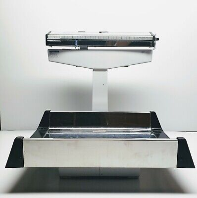 Health-o-meter Continental Pediatric Scale Model 322 Stainless Steel Version