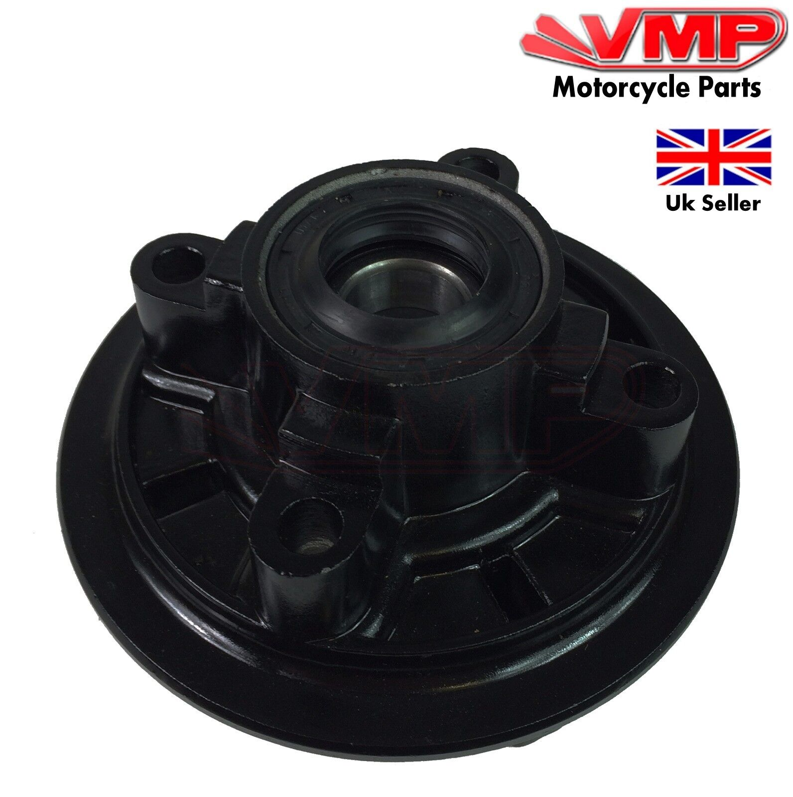 Cush drive rubbers sprocket rubbers set of 4 suitable for Yamaha YBR 125 2007