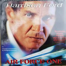 AIR FORCE ONE (Laser disc movie) St Marys Mitcham Area Preview