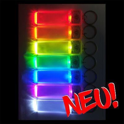 anhänger LED Laser Wunschtext Geschenk personalisiert  (Personalisierte Schlüssel)