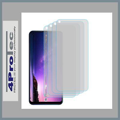 4x Displayschutzfolie MATT für Realme 8 Pro