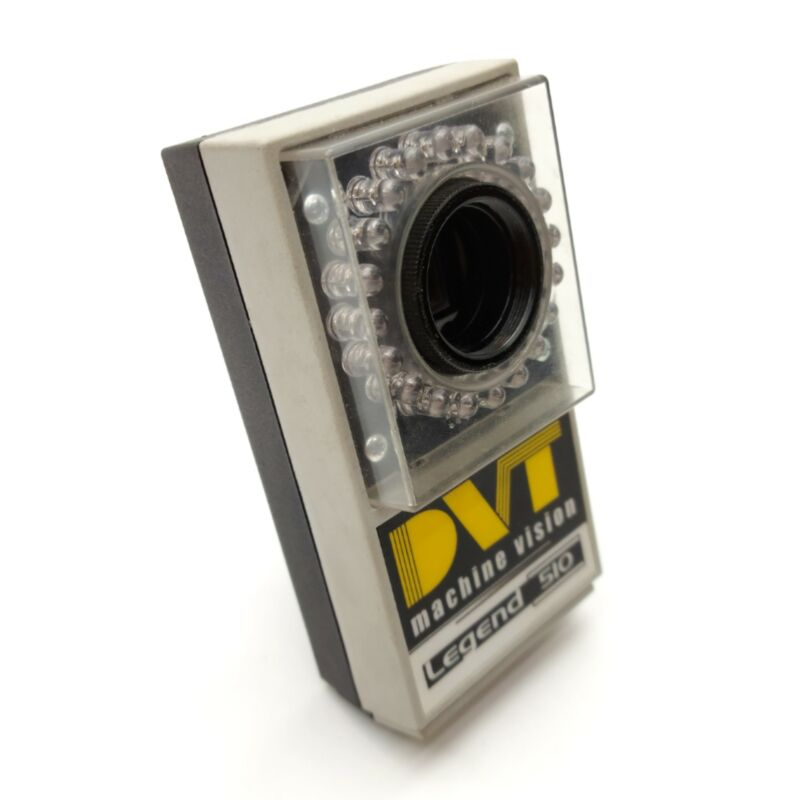 DVT 510MR Legend Machine Vision Camera Black/White Ethernet 10/100 C-Mount 24VDC