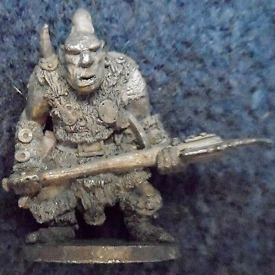 2001 Ogre Ninja Maneater DS002 Direct Only Warhammer Army Kingdoms Citadel Ogor