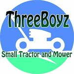 ThreeBoyZ' Mower & Small Tractor