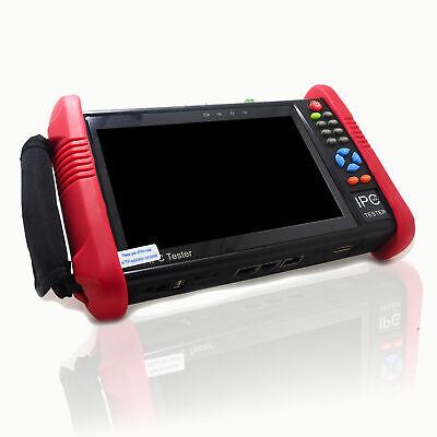 7 Ips Screen H.265 4k Ipc-9800 Plus Ip Camera Cctv Cvbs Analog Tester Wsdcam