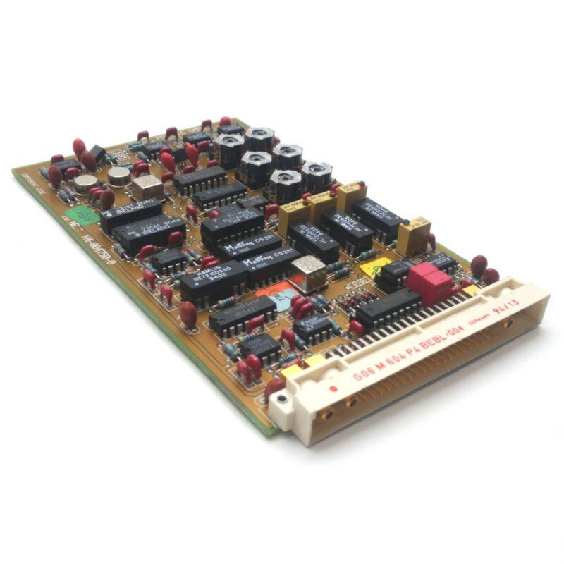 Polytec VM301-5000G Laser Vibrometer Delayline Decoder, From Polytec OFV-3001