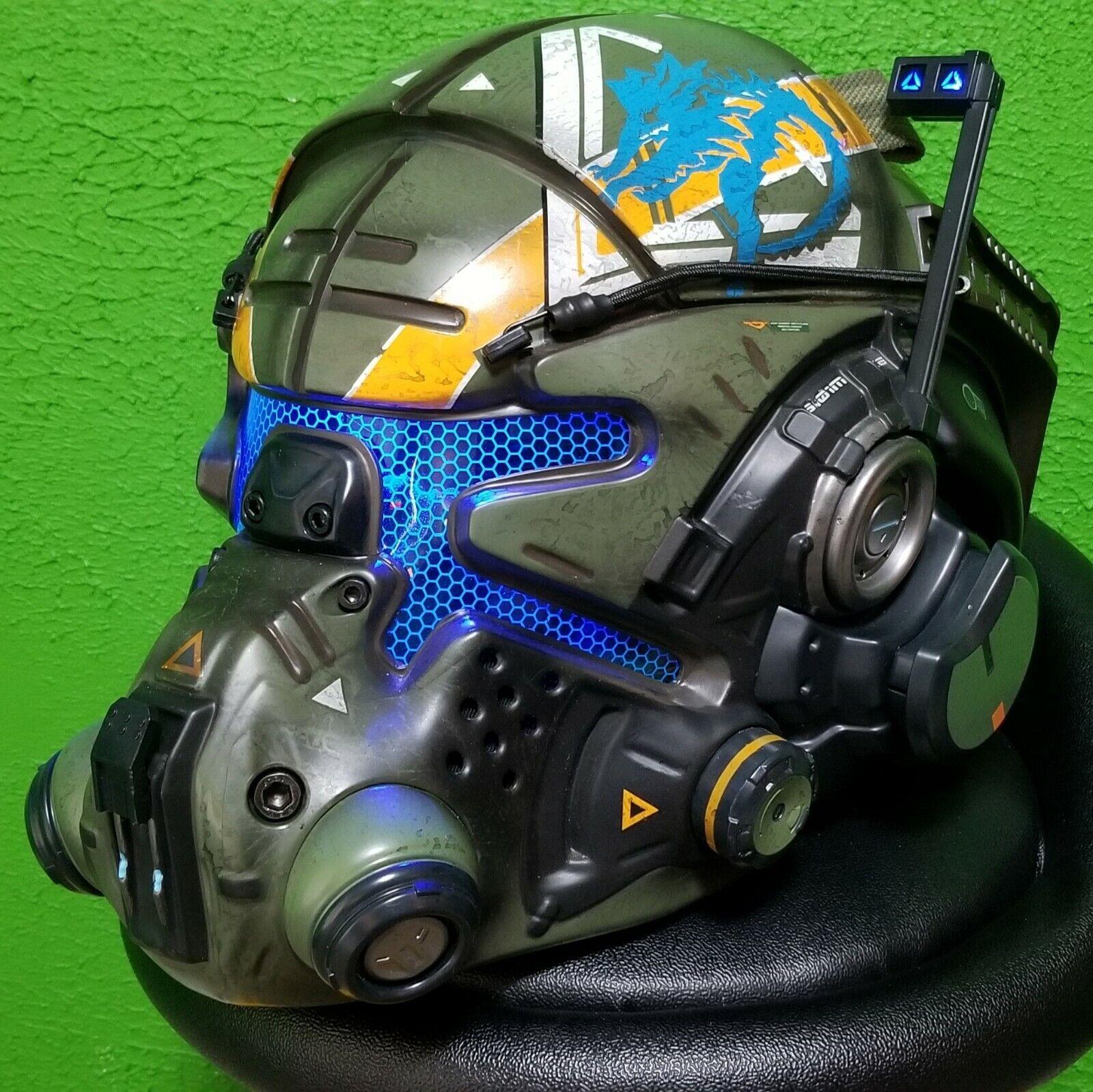 タイタン フォール 2 ヘルメット