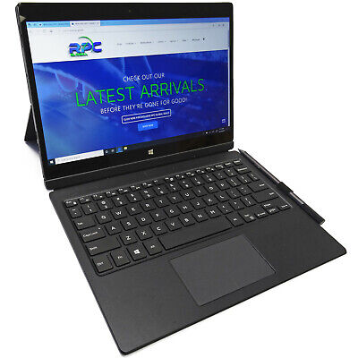 """Dell Latitude 7275 12.5"""" Touchscreen M5-6Y57 1.1GHz 256GB 8GB Tablet +KB, Stylus for sale  Shipping to India"""