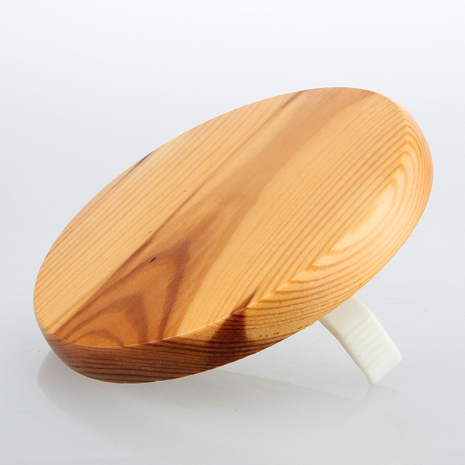 Holz Federdeckel 95x11 mm Kiefer für Verteilerdose Schalterdose