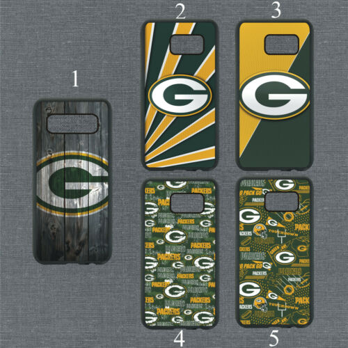 Green Bay Packers Phone Case For Samsung Galaxy S21 S20 S10 S9 Note 20 10 9 8