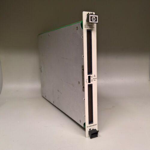 Hewlett Packard HP Agilent E1406A 7500 Series C Relay Module