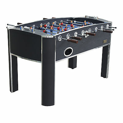 Barrington 58-Inch Wooden High Quality Foosball Table with Accessories
