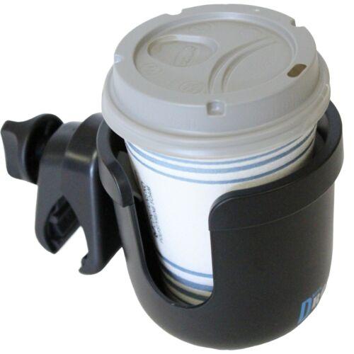 W4W Universal Stroller Cup Holder – Mega Strength Adjustable Clamp